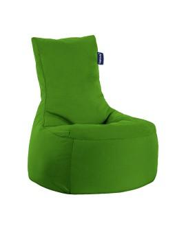 Sugarpufy Sitzsack Sessel Baton XXL Modell Grün